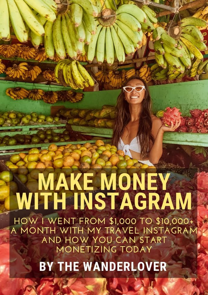 Make Money With Instagram Guide Cover