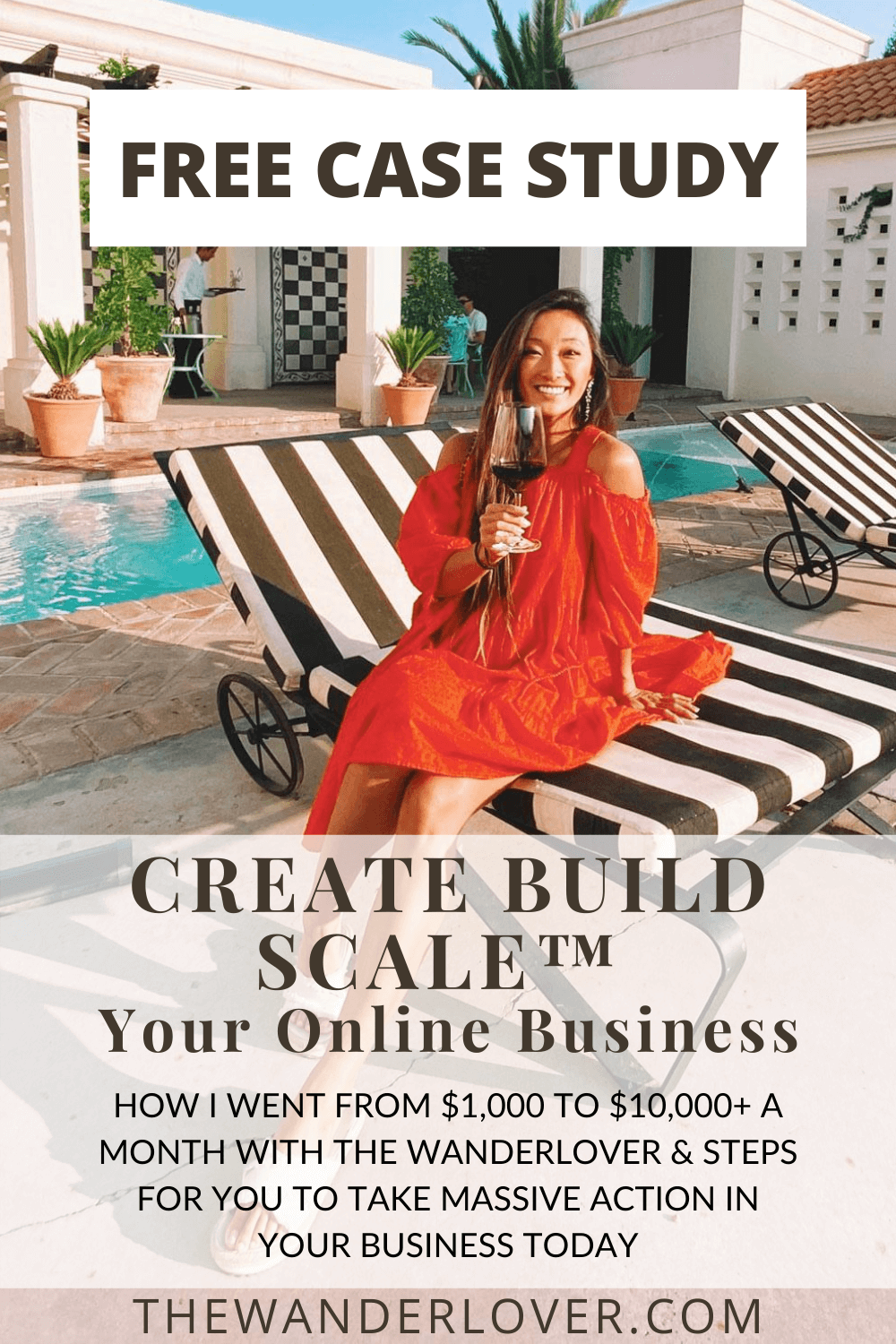 CREATE BUILD SCALE™ Your Online Business