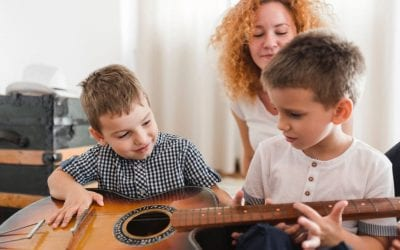 Why Music is So Beneficial in Therapy for Children with ASD