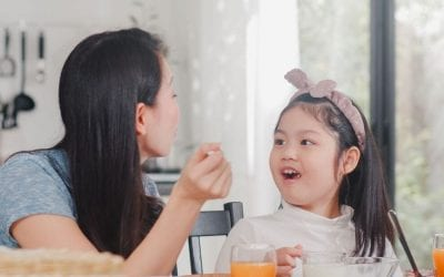 Stuttering in a nutshell: What you can do to help your child's stuttering at home
